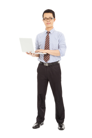 Professional With Computer